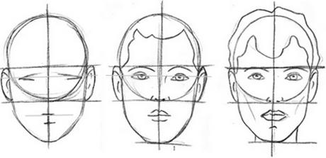 Как рисовать людей поэтапно схемы